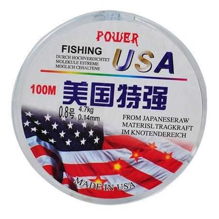 0.16.5  POWER FISHING RENK MAVİ MADEIN USA  - 58-296